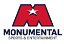 Monumental Sports & Entertainment Logo