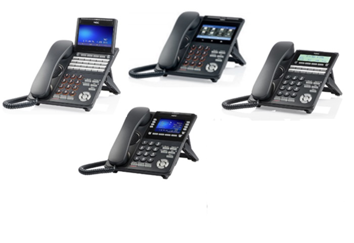 IP Desktop Phones